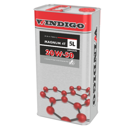 WINDIGO 4T SAE 20W-50 (5 l)