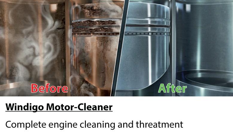 Motor-Cleaner
